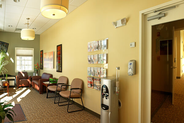 Sleep Institute of New England - Waiting Room